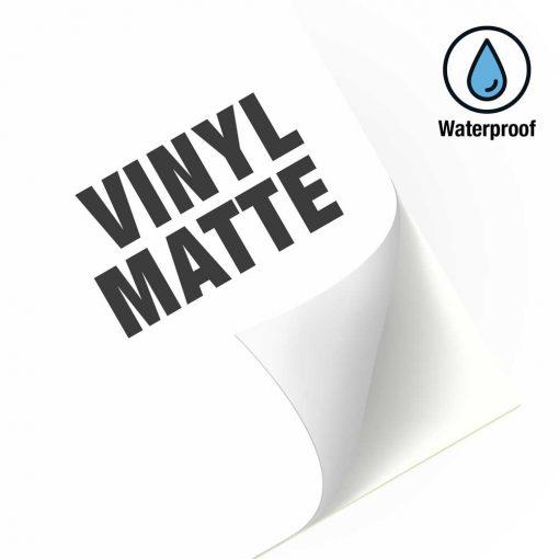 Vinyl-Matte